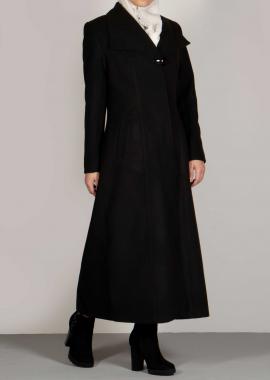 Long Cloth Coat