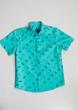 قميص سبور نصف كم
