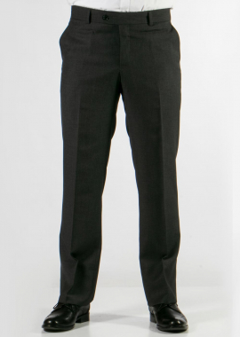 Plain Formal Pants