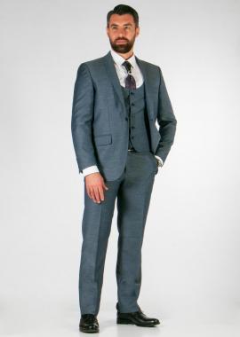 Formal Suit With Vest